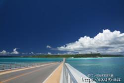 伊良部大橋からの絶景
