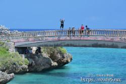 インギャー橋からのジャンプ