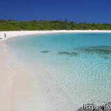 伊良部島の絶景ビーチ-渡口の浜-